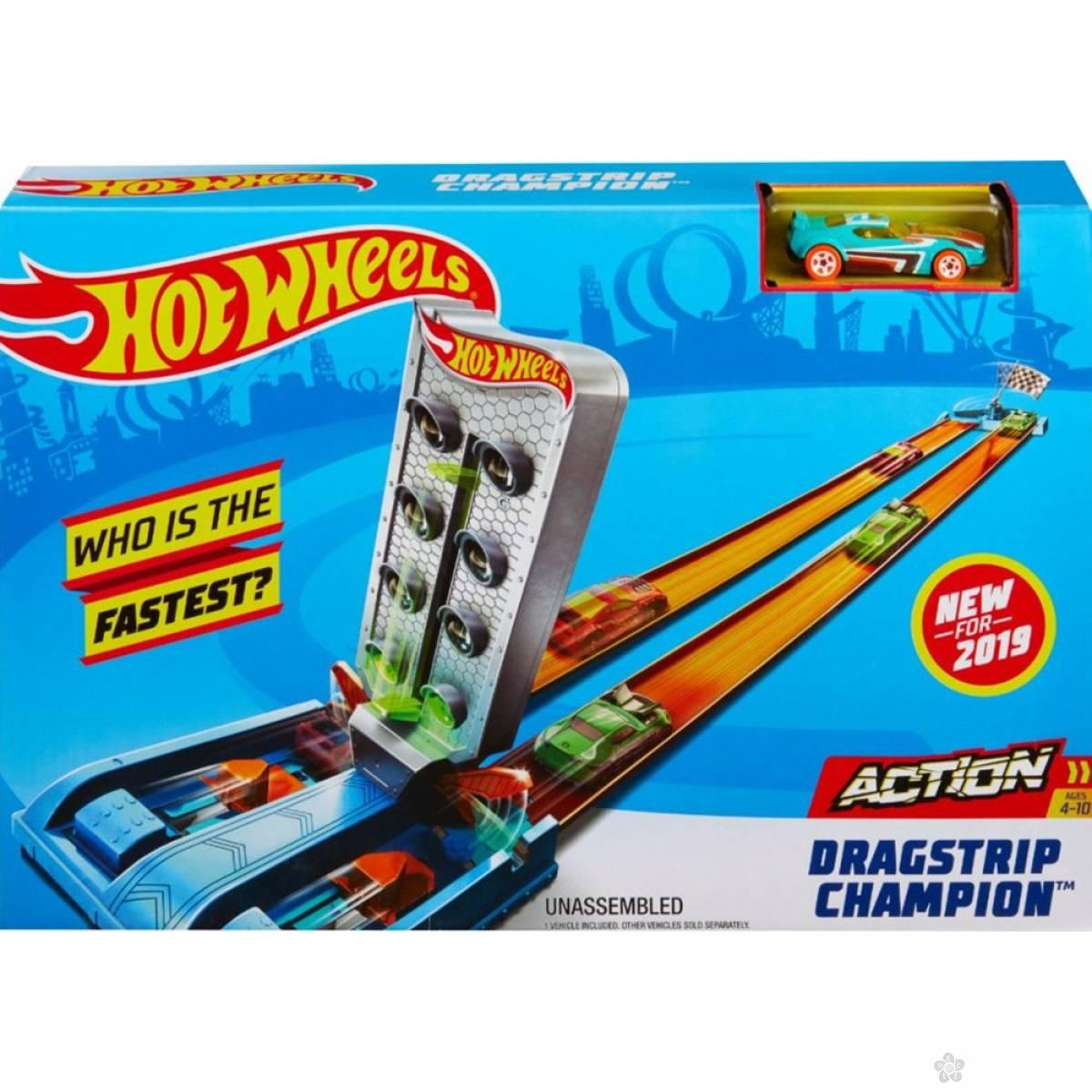 Hot Wheels šampionska staza  GBF81