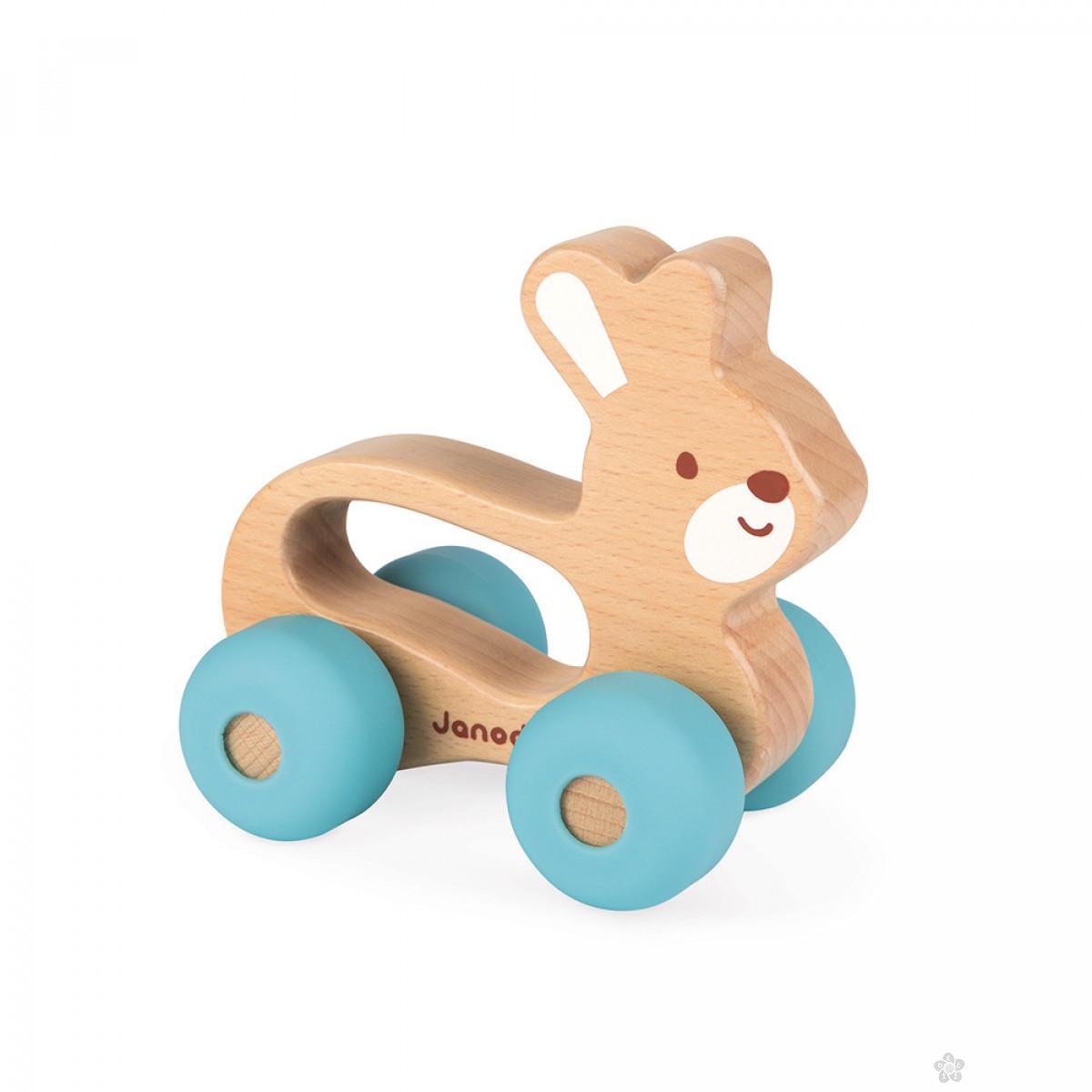 Igračka za bebe Baby Pop Zeka J04612