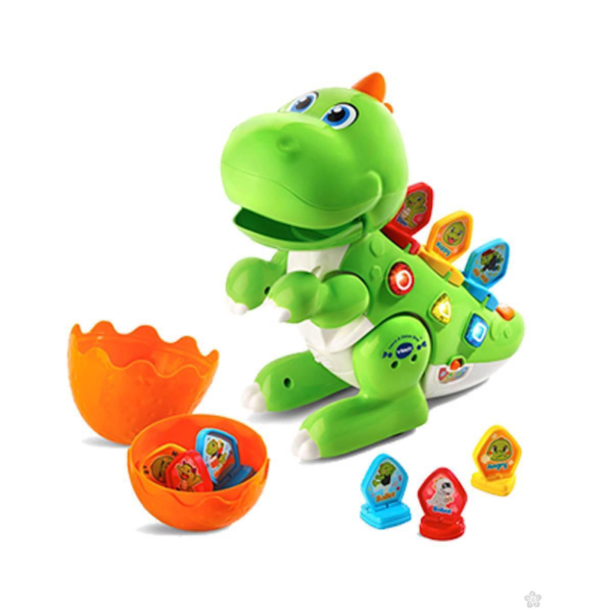 Interaktivni Dino za učenje 21748