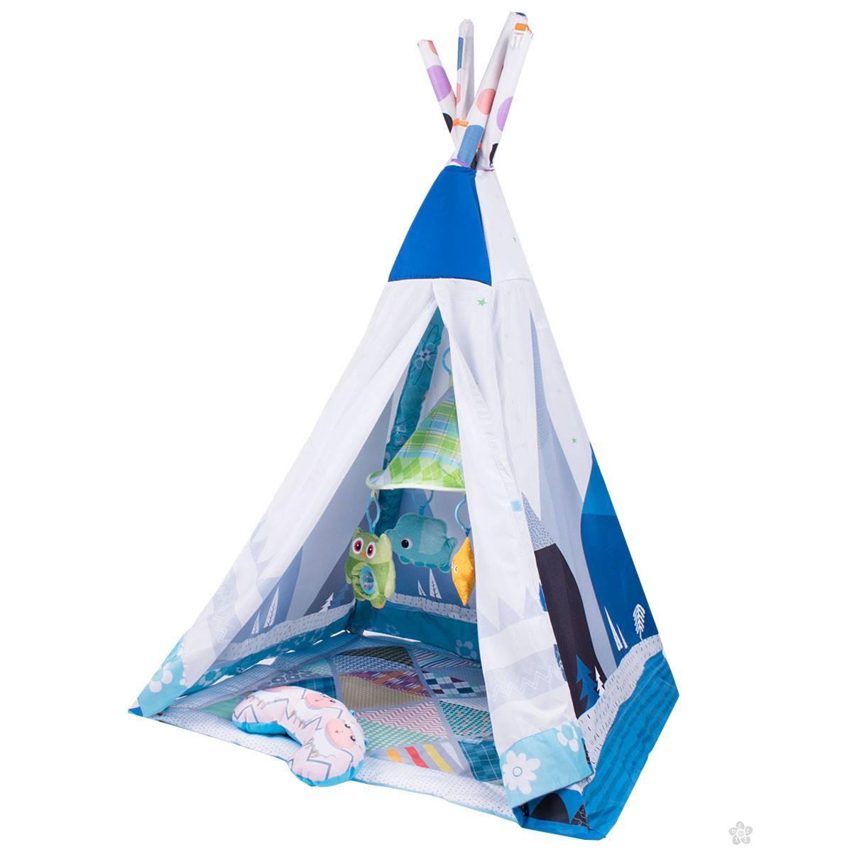 Jungle šator i podloga za igru 013007