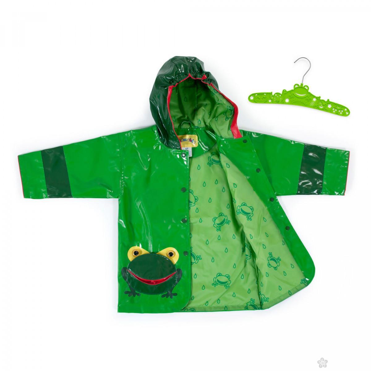 Kidorable kabanica - Žaba