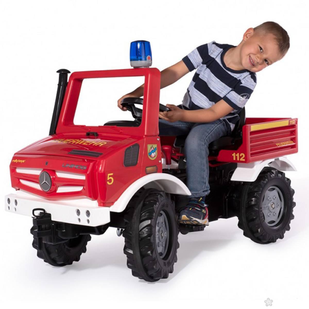 Kamion Unimog MB vatrogasni 038220