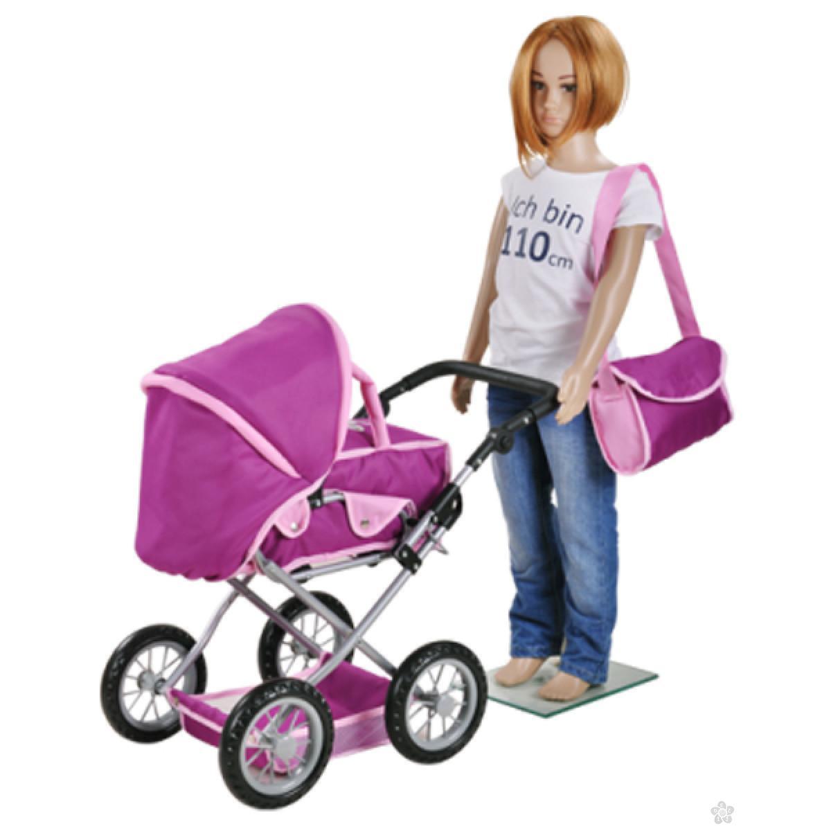 Kolica za lutke Knorr Toys Ruby Unicorn 63172