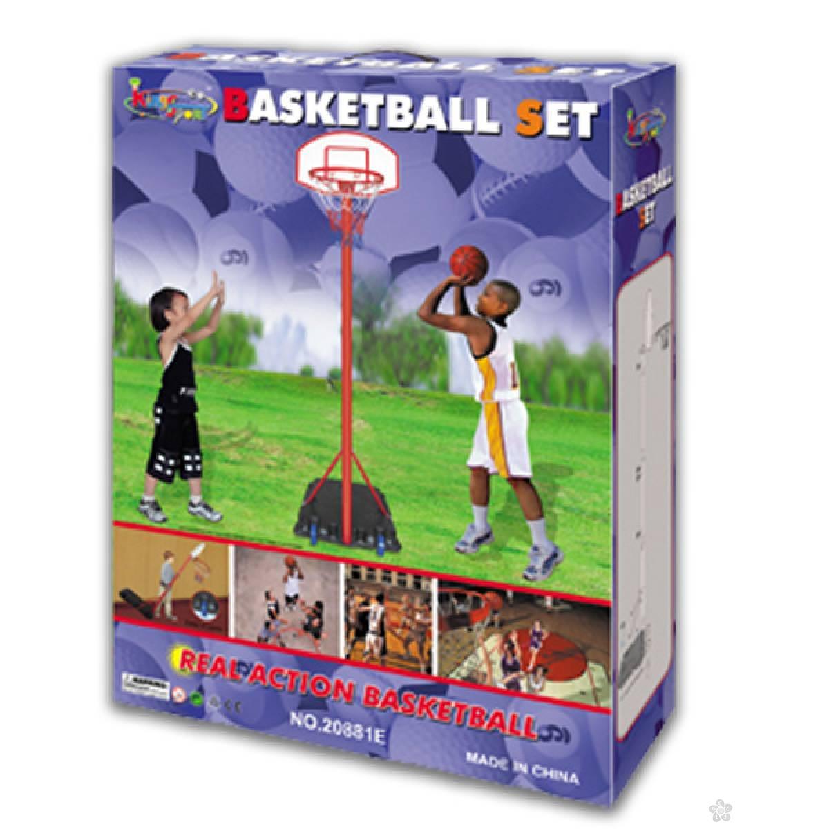 Košarkaški set za decu 23246