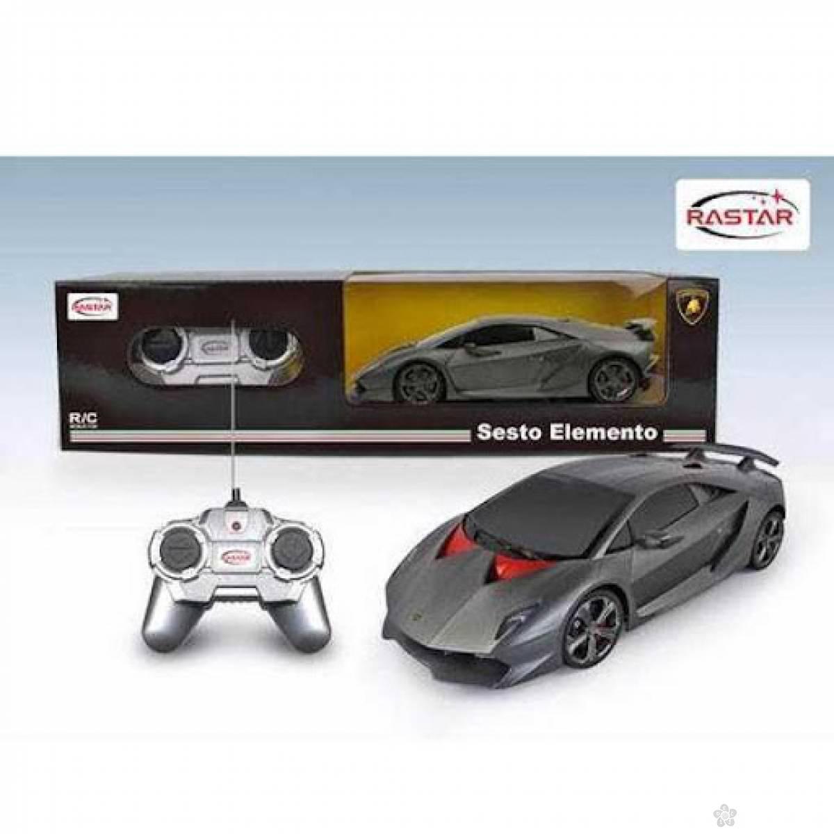 Auto R/C 1:24 Lamborghini Sesto 48200