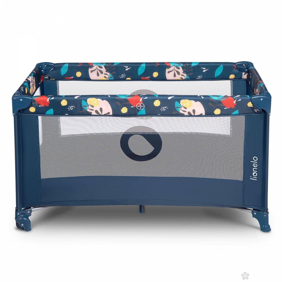 Lionelo prenosni krevetac STEFI 358332