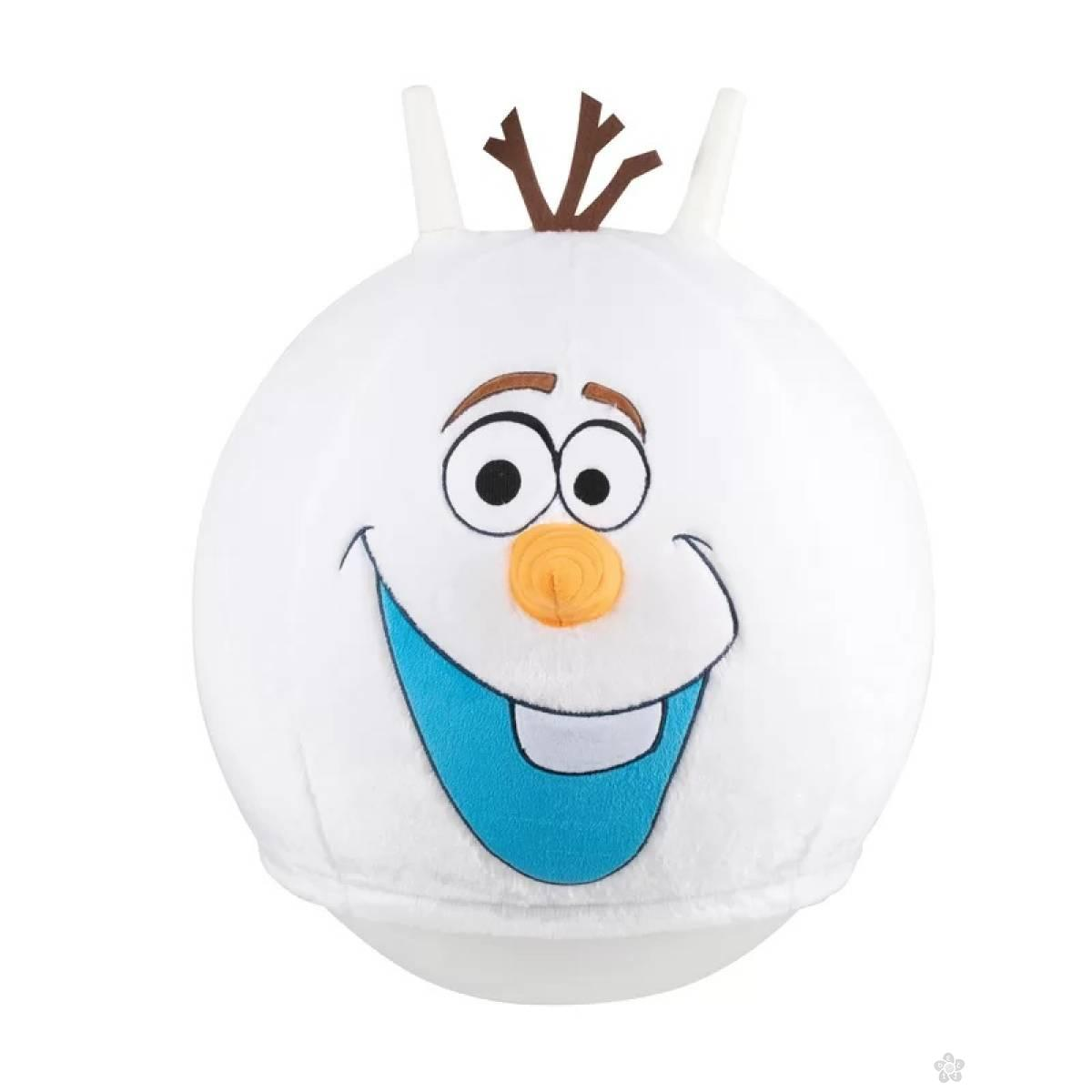 Lopta za skakanje Olaf 59581