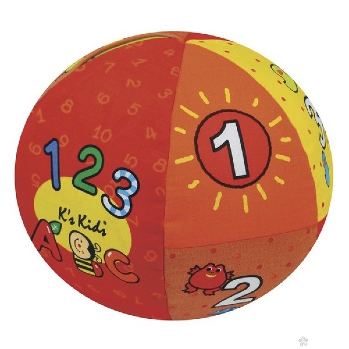 Lopta koja priča 2u1 KA10621-GB