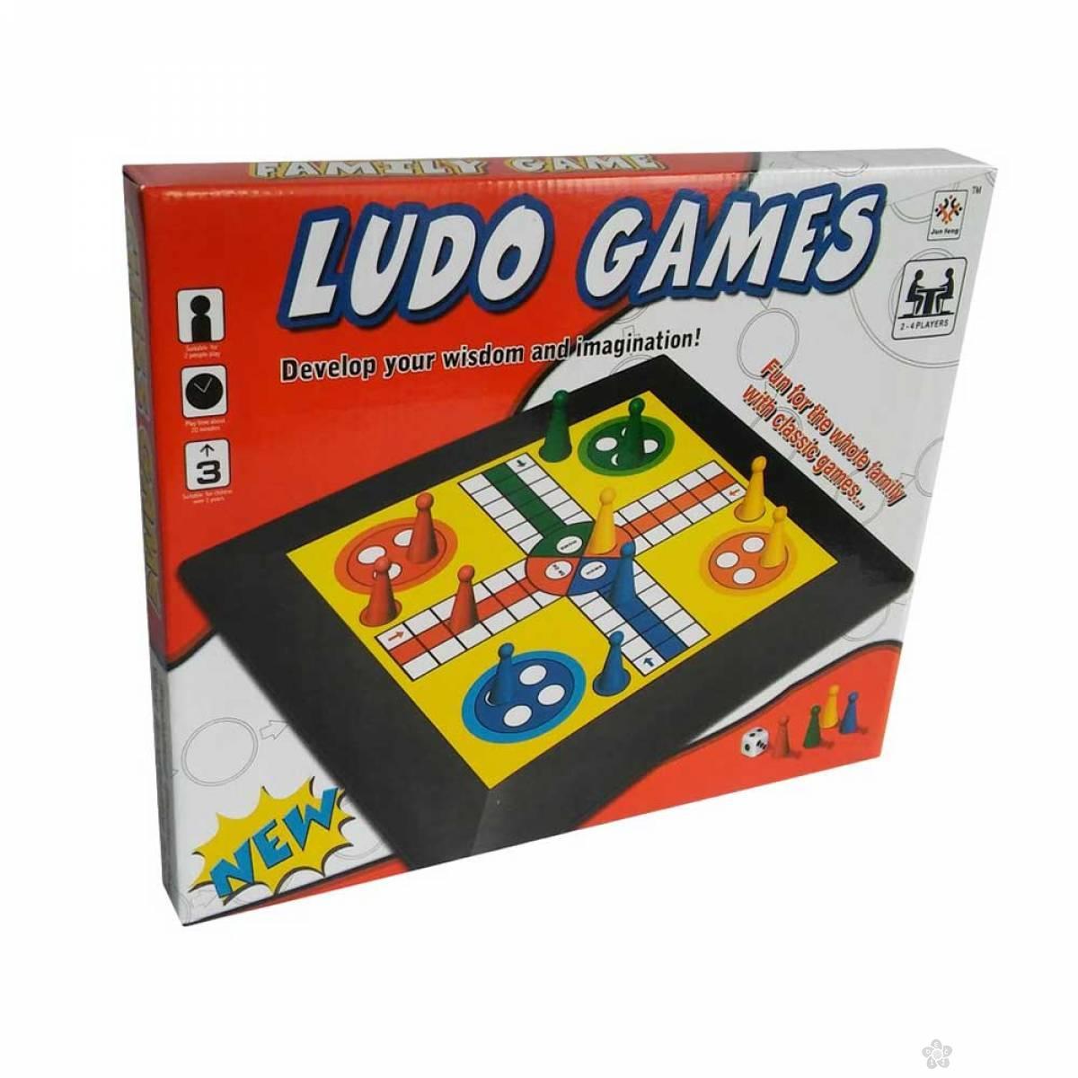Ludo games veliki set 797