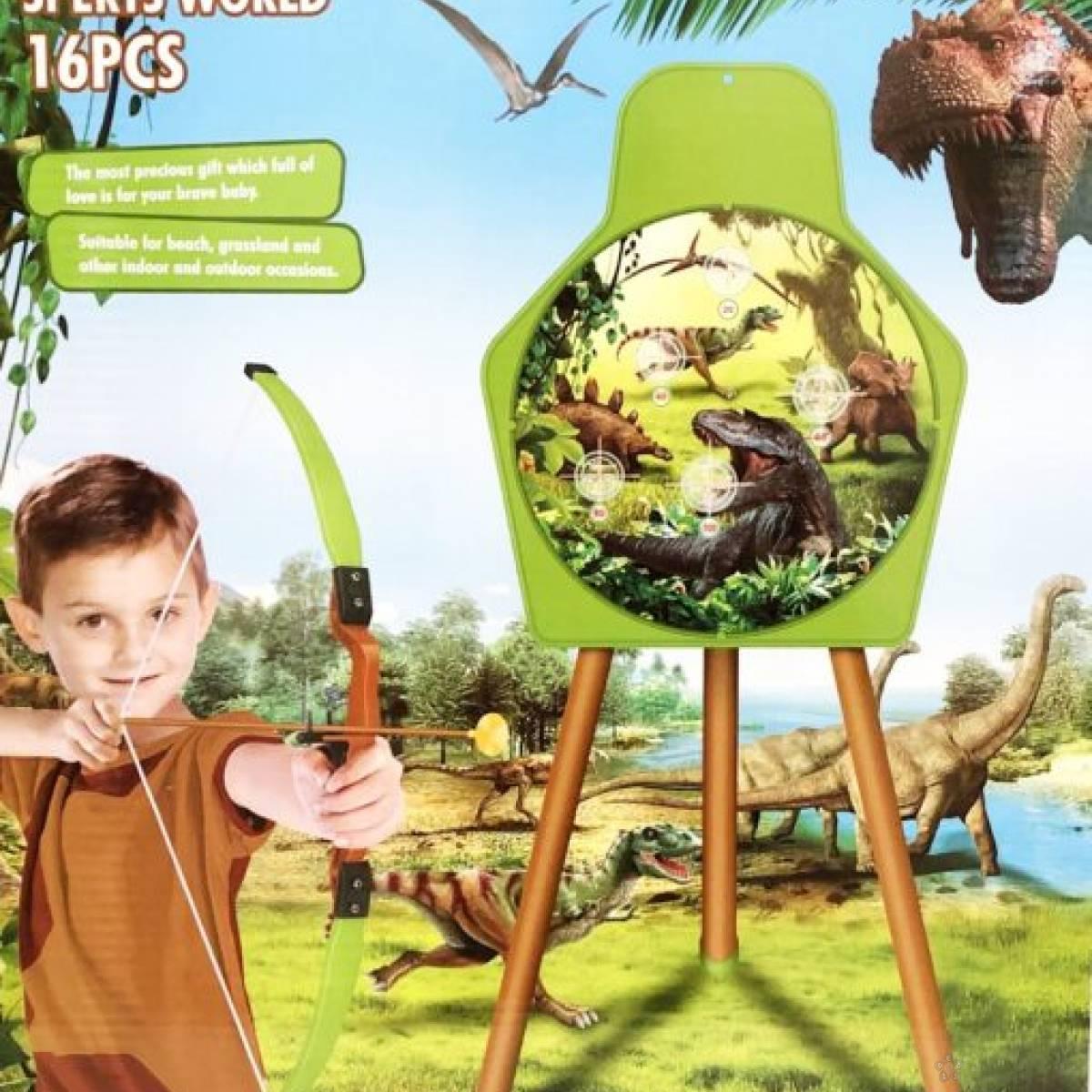 Luk i strele sa metom Dino 246120