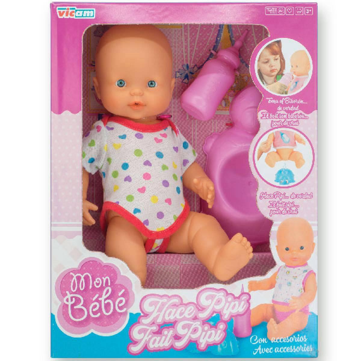 Lutka Pipi 40cm  21238