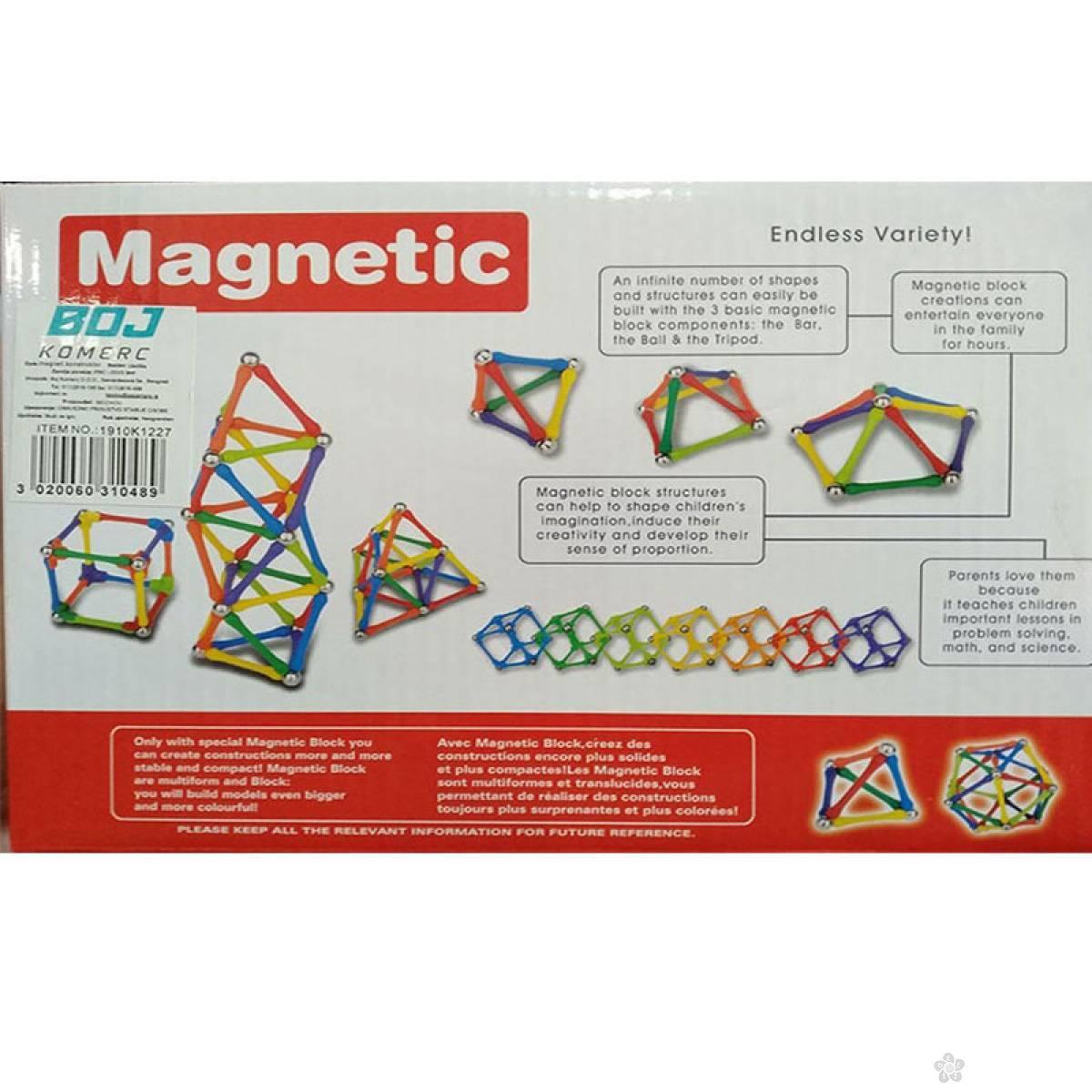 Magnetni oblici za slaganje
