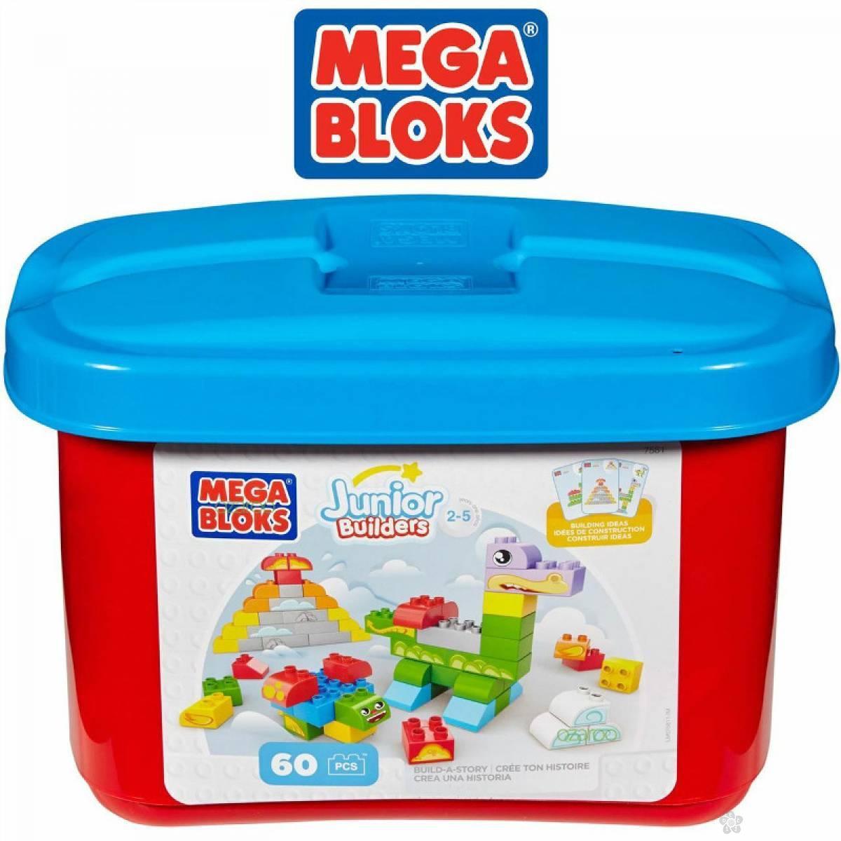 Kuca Sveznalica MAFPP00 + gratis Mega Blocks CYR22