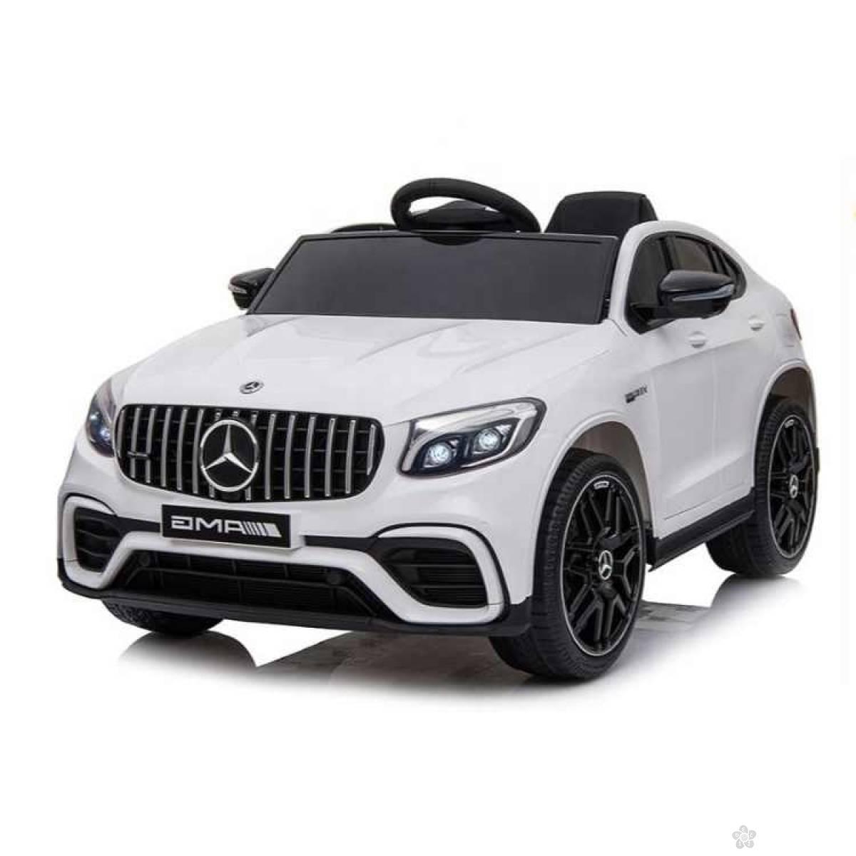 Mercedes Bent GLC, auto na akumulator model 247, beli