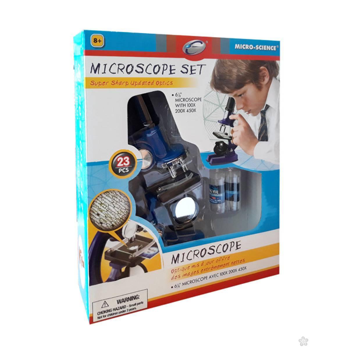 Mikroskop 23 dela 21351