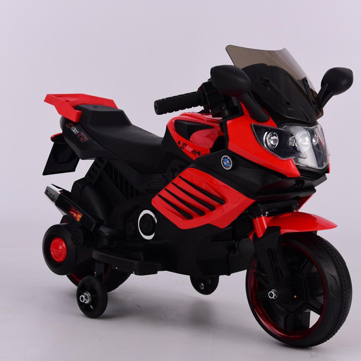 Motor na akumulator, model 116 crveni