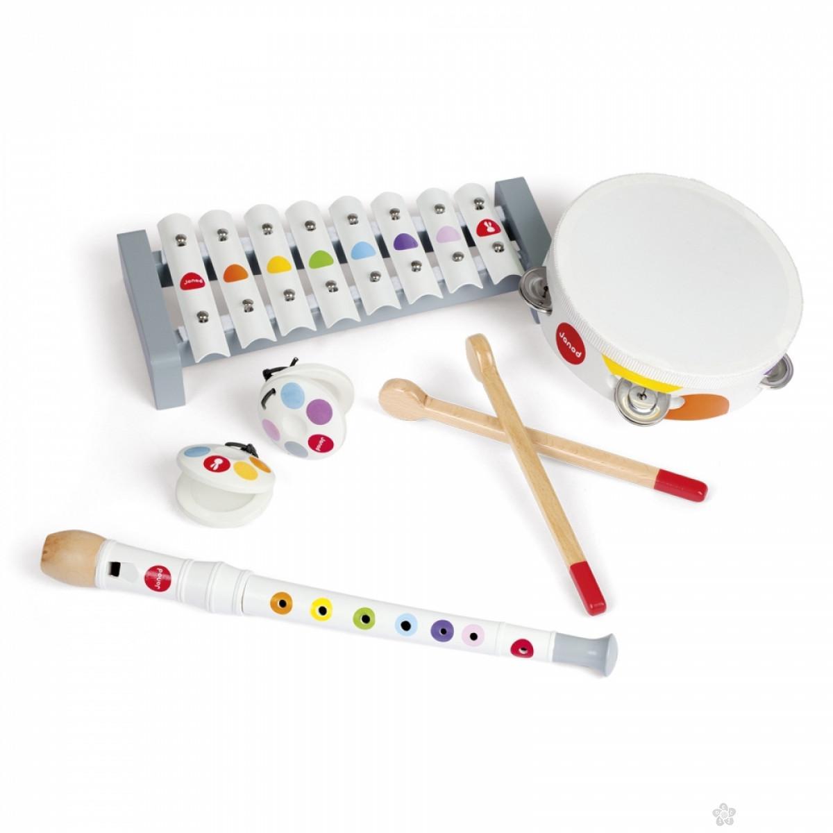 Muzički set Confeti J07600