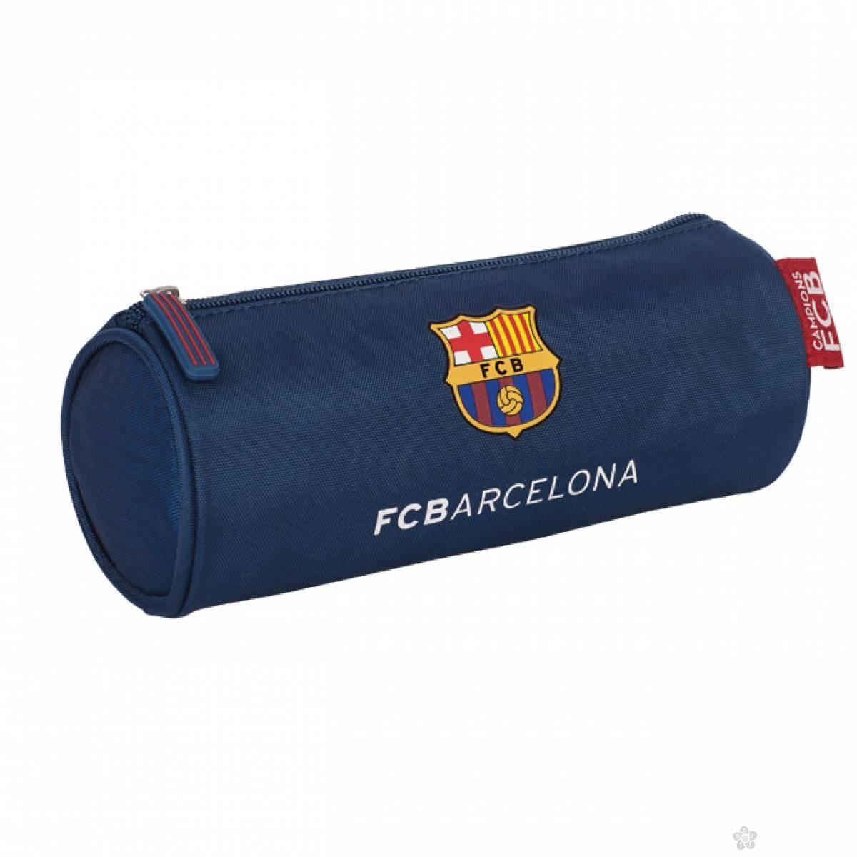 Okrugla pernica FC Barcelona 1 zip FC-154 Astra