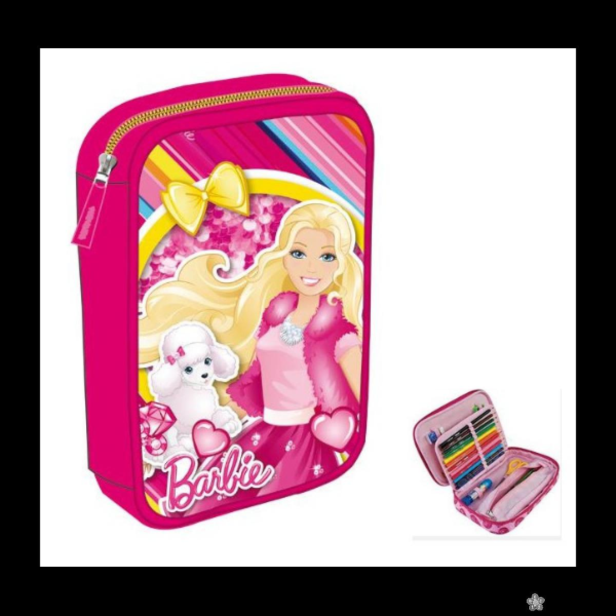Pernica puna Barbie 17354