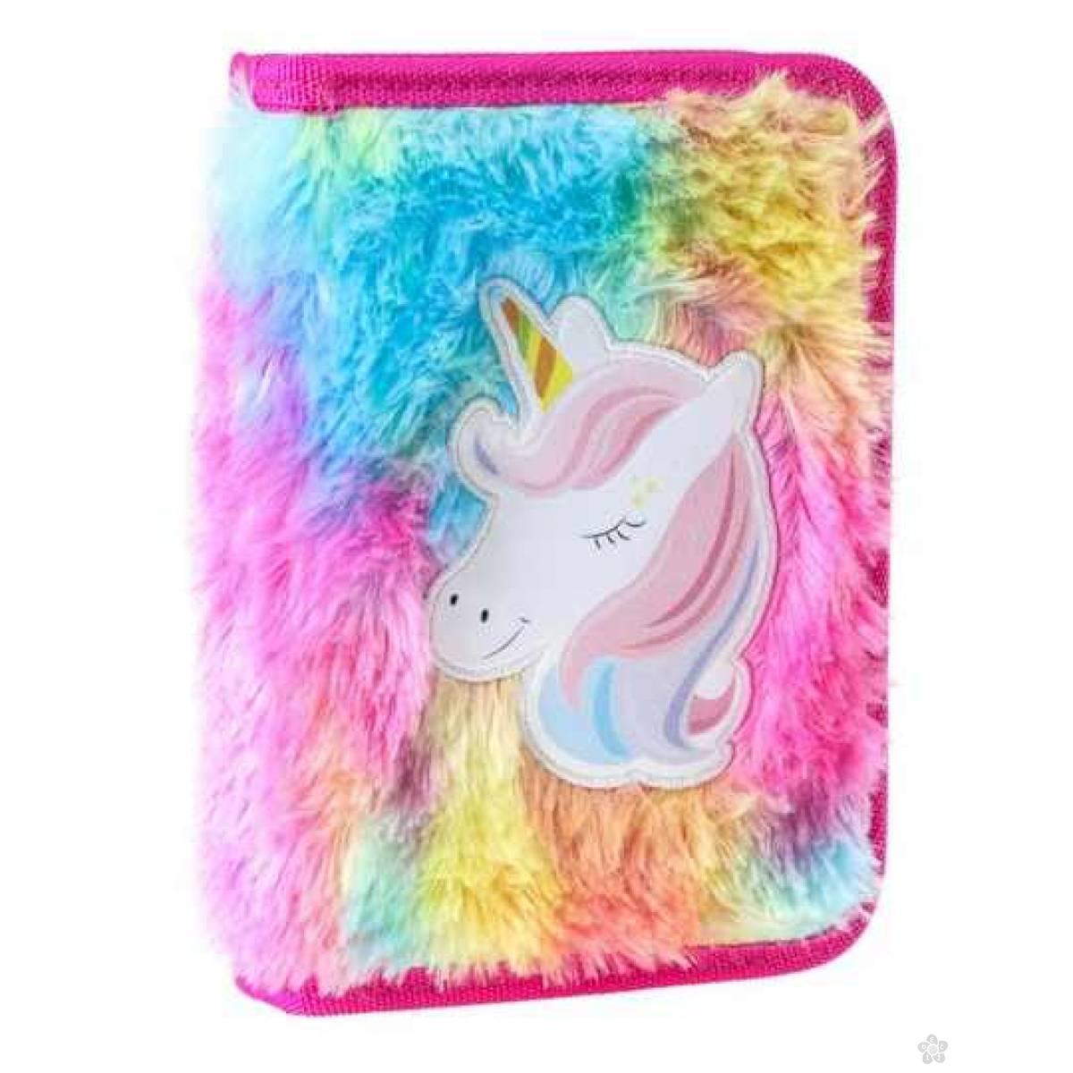 Decker, pernica puna 1 zip Unicorn Shaggy 100653