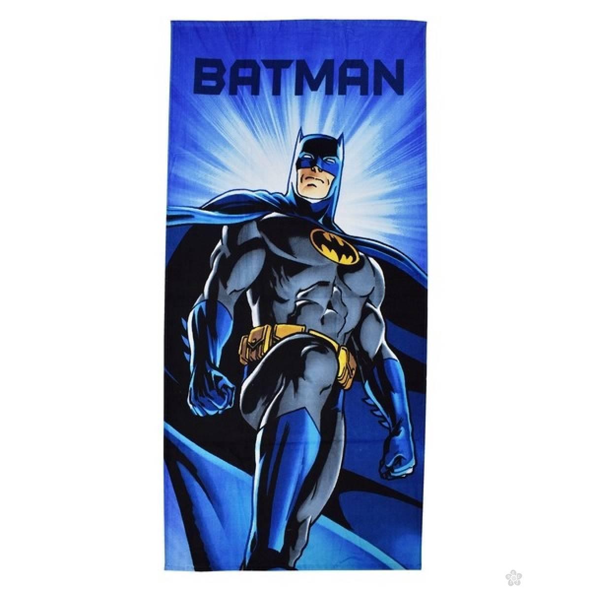 Peškir za plažu Batman WB09011-02