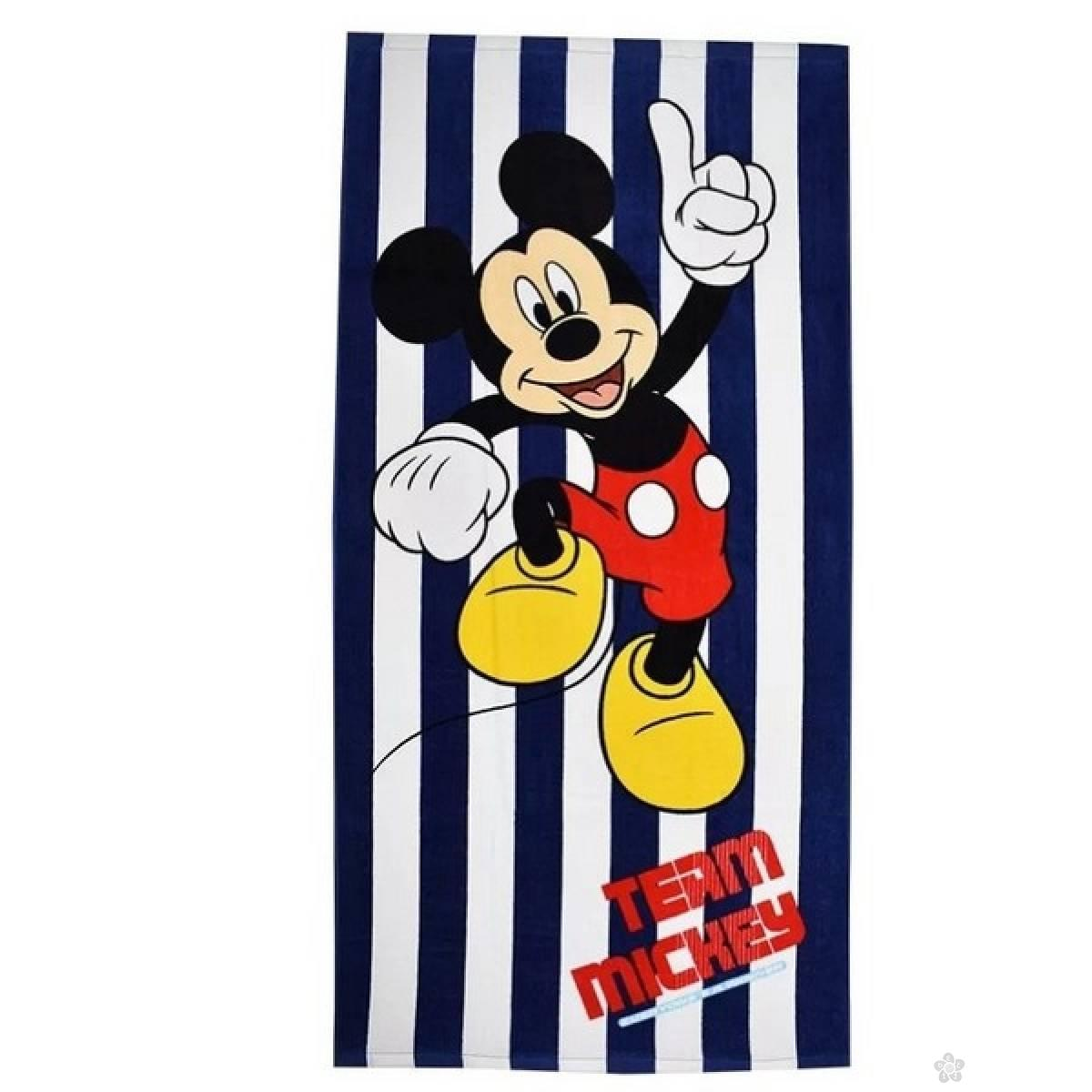 Peškir za plažu i kupanje Mickey B92633