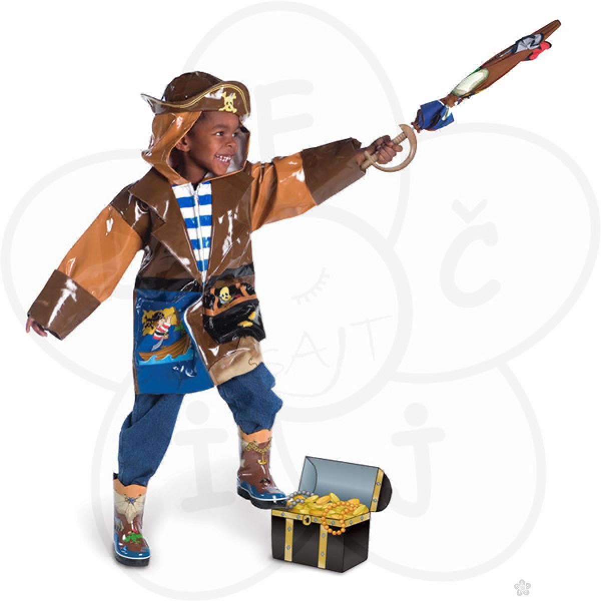 Gumene čizme Pirat