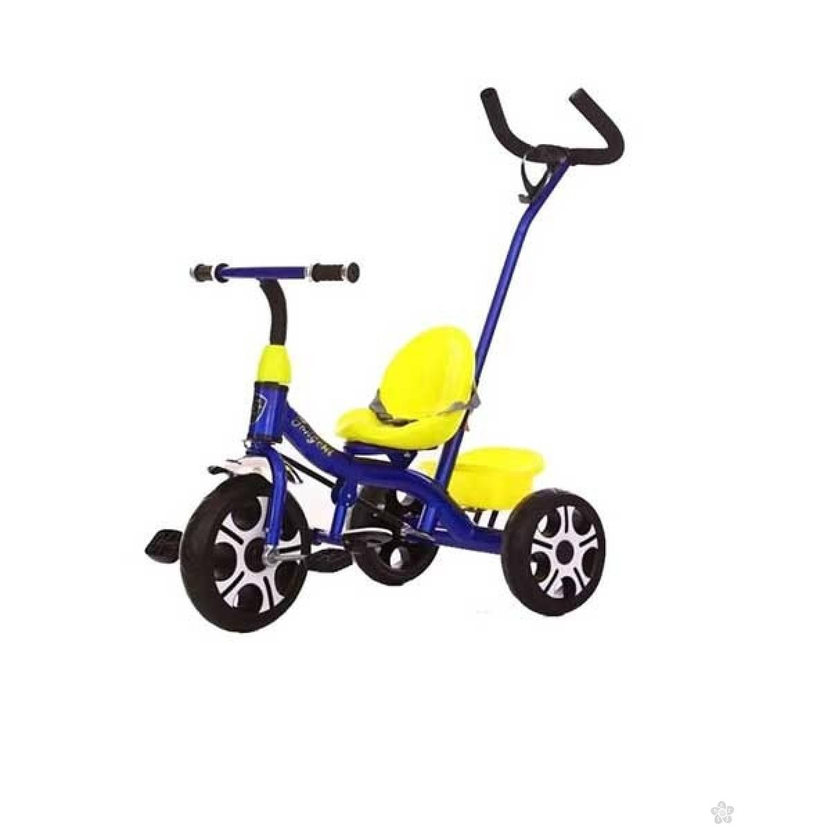 Tricikl Play time Bella 430,plavi