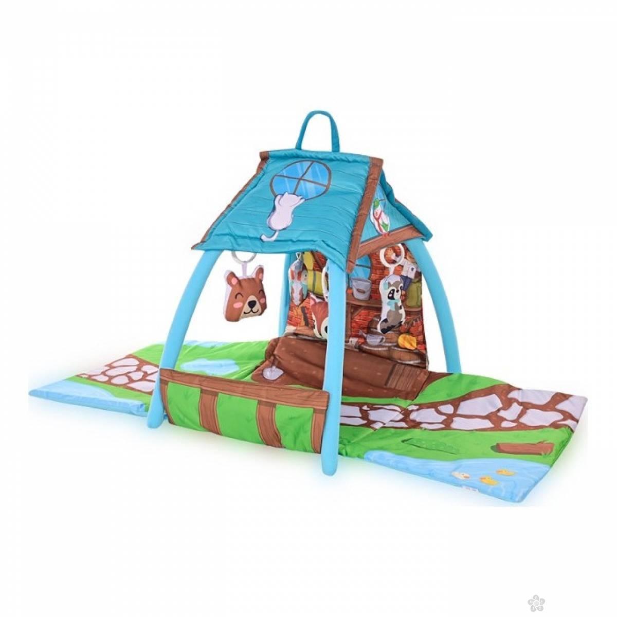 Podloga za igru Little House 10300420000