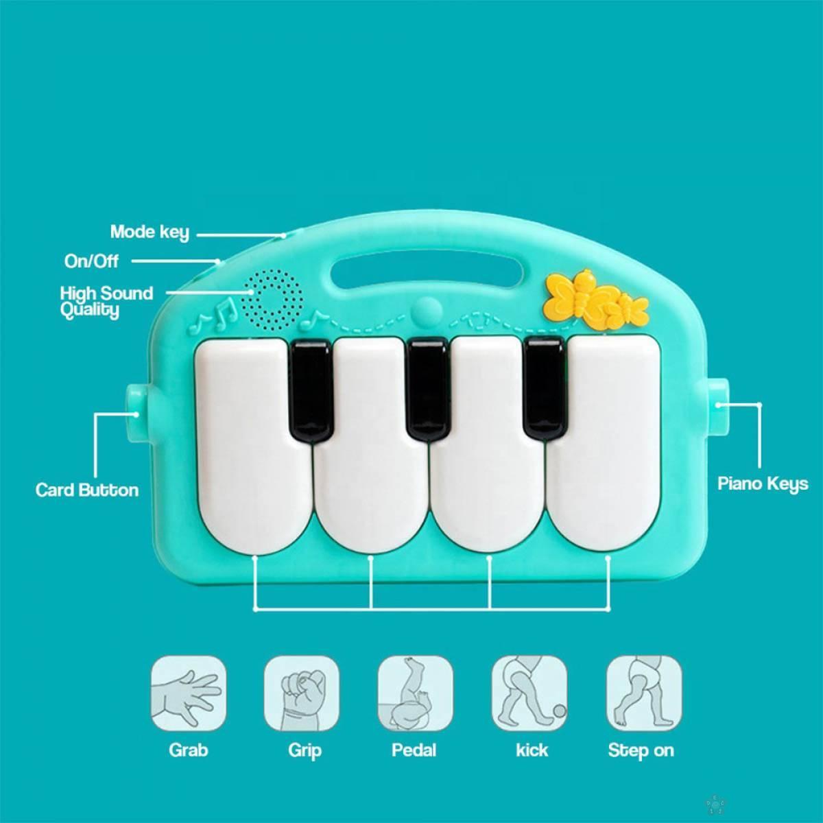 Podloga za igru Piano 012406