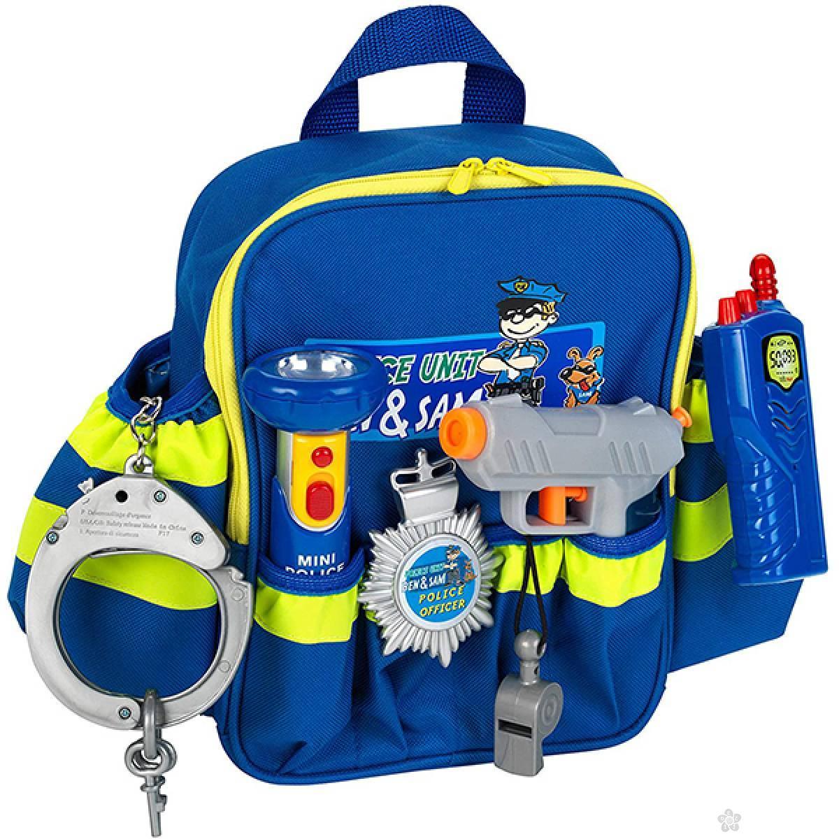 Policijski ranac Klein KL8802
