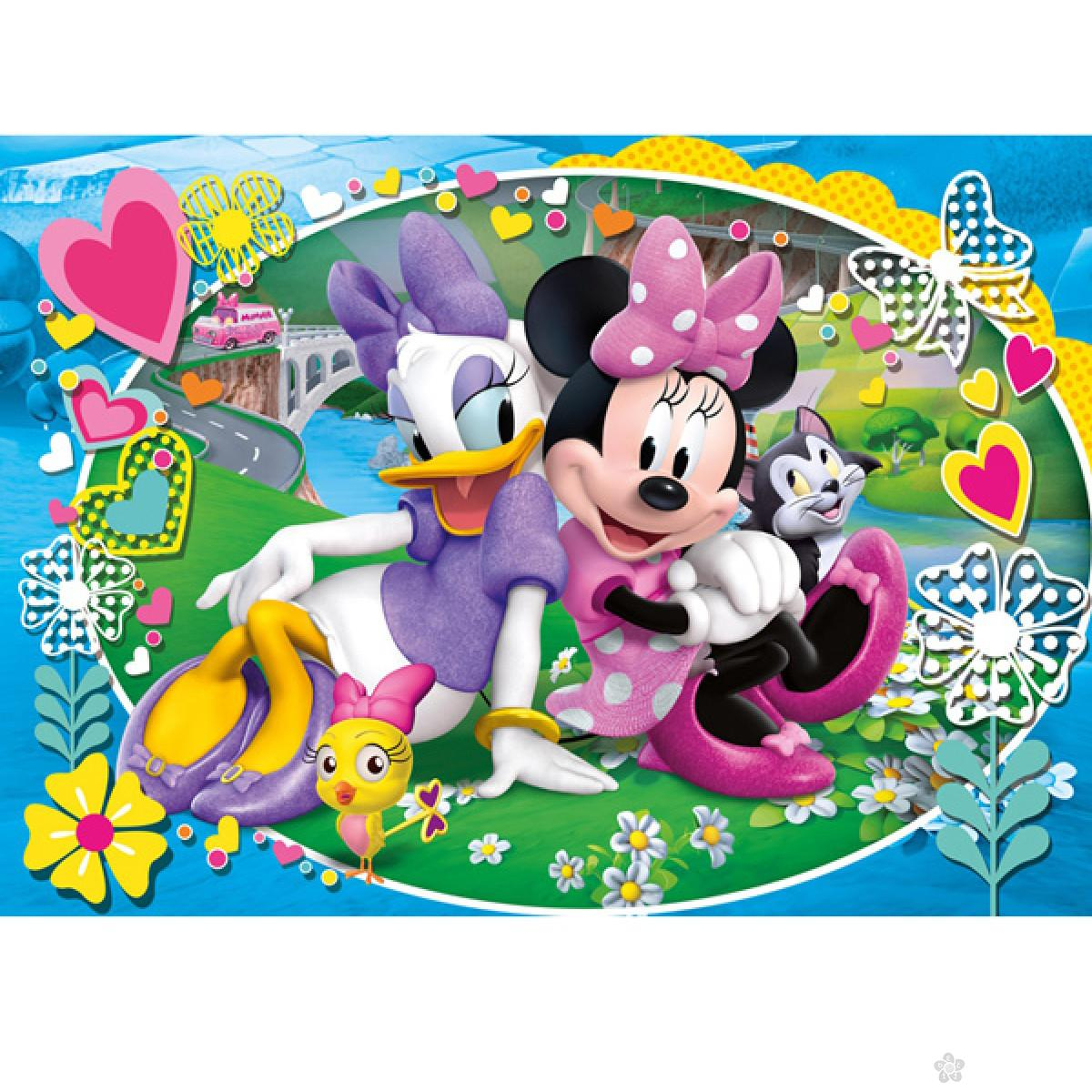 Puzzle 104 maxi Minnie CL23708