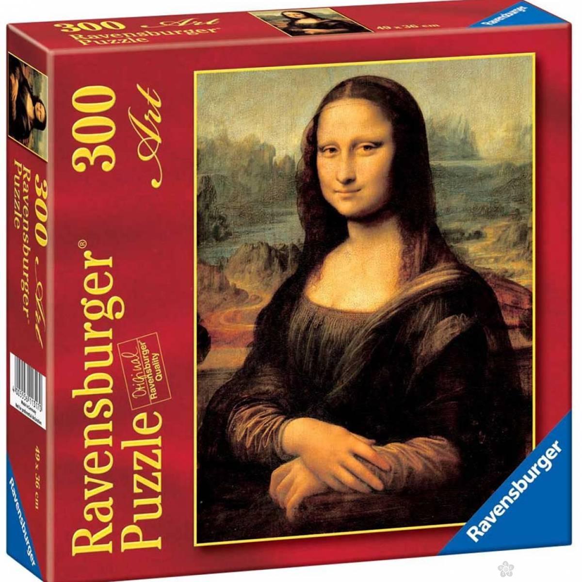 Ravensburger puzzle slagalice Da Vinci