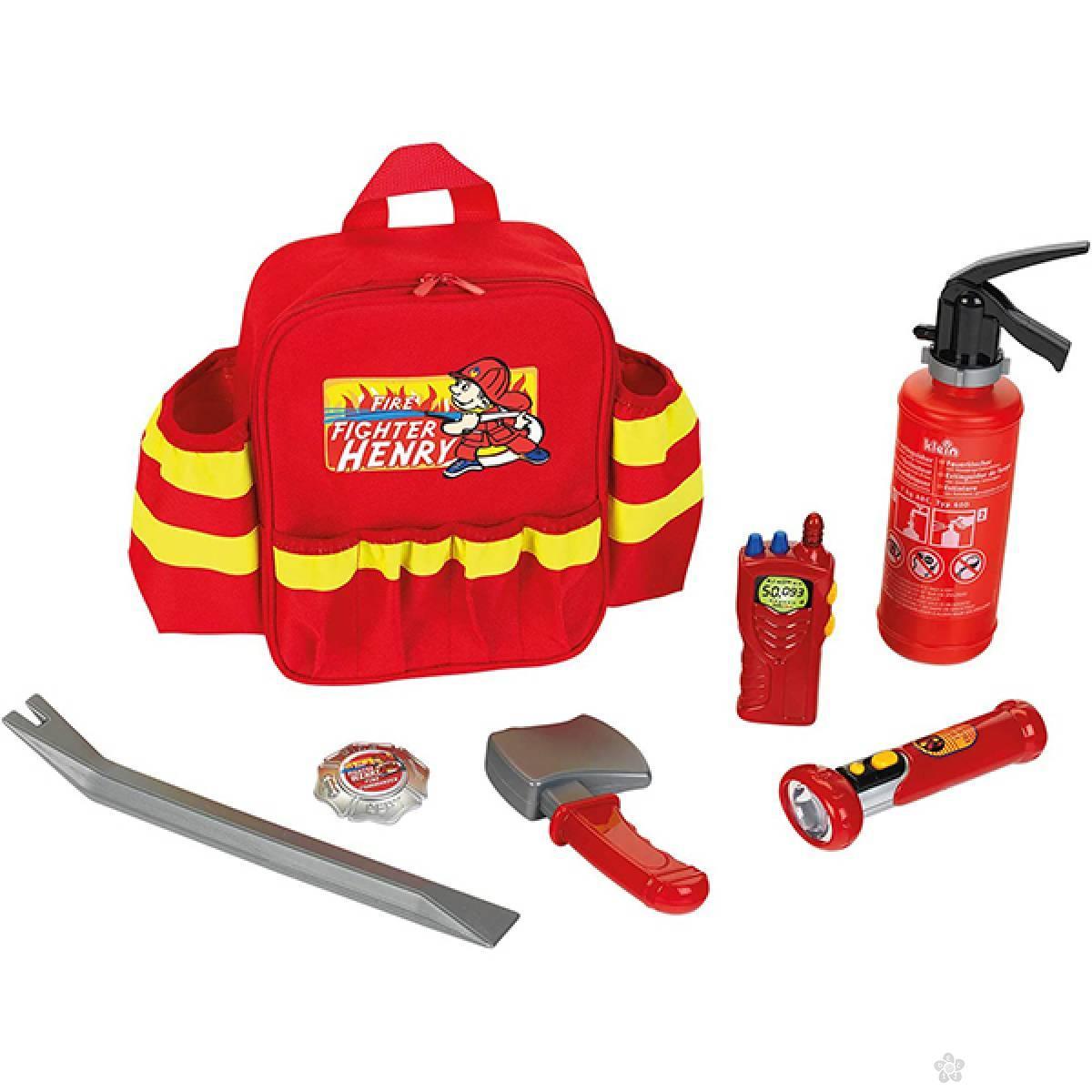Ranac jednog vatrogasca Klein KL8900