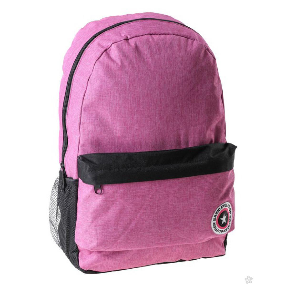 Ranac Sazio Evolution  Melange roze 100968