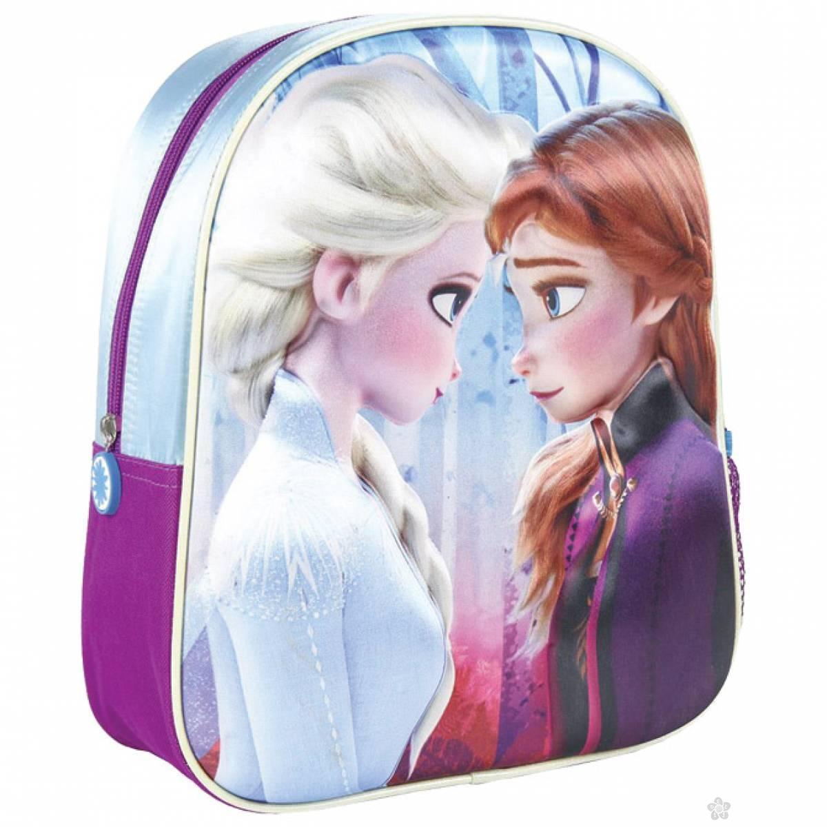 3D ranac za vrtić Frozen 2100002974