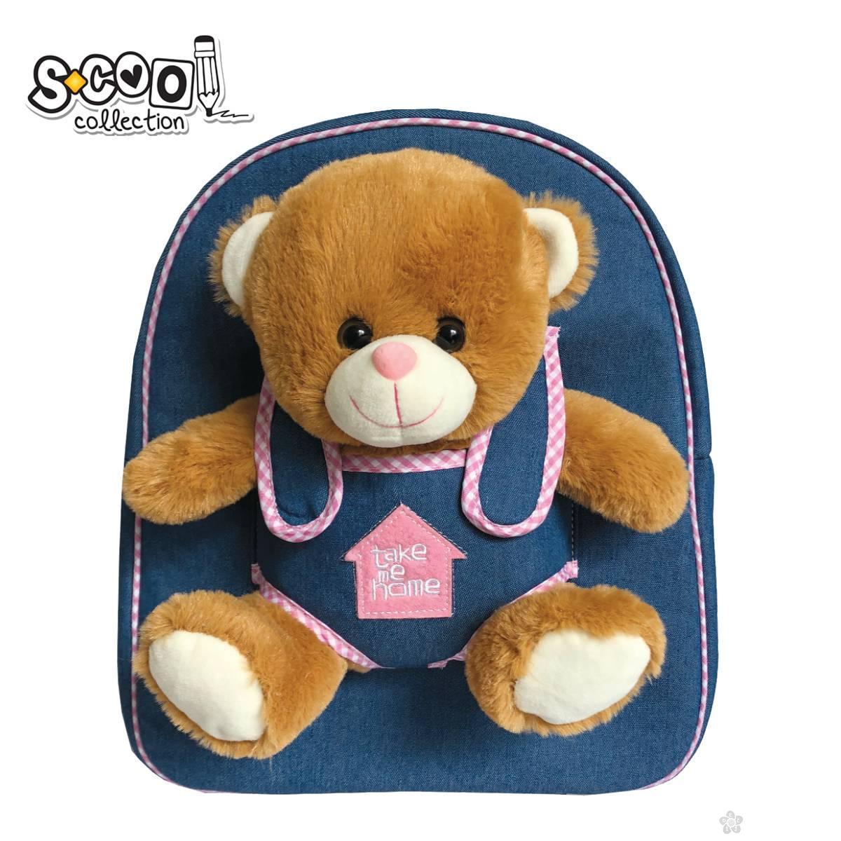 Ranac za vrtić Baby Animals S-cool SC1375