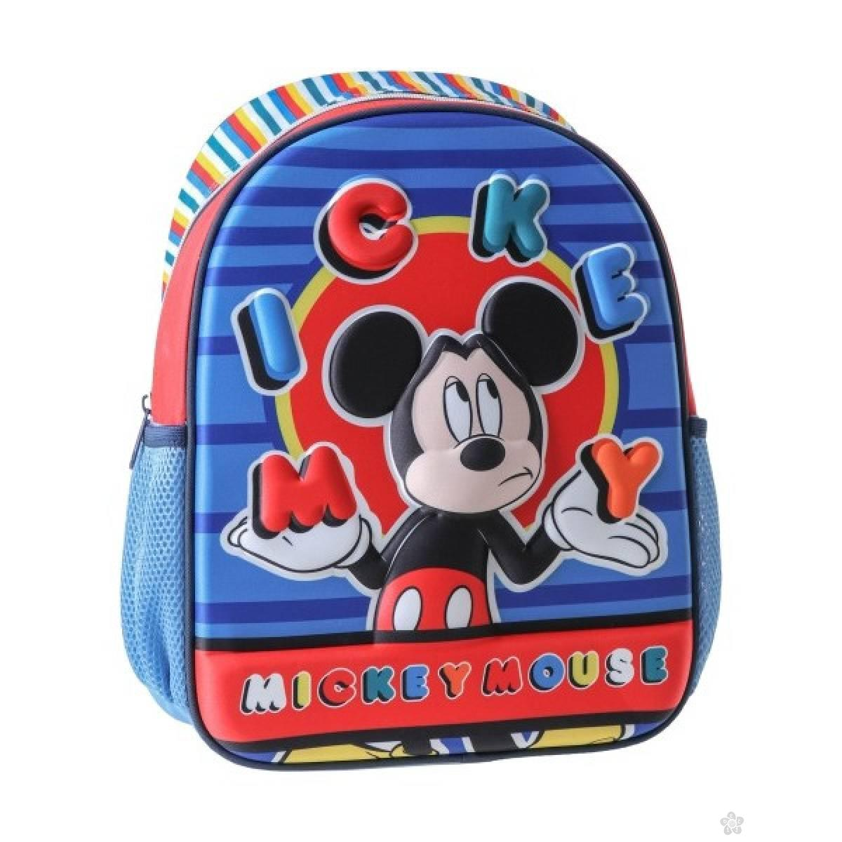3D ranac za vrtic Mickey Look at me 319422