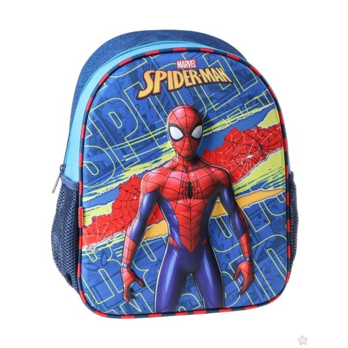 3D ranac za vrtic Spiderman Web slinger 326421