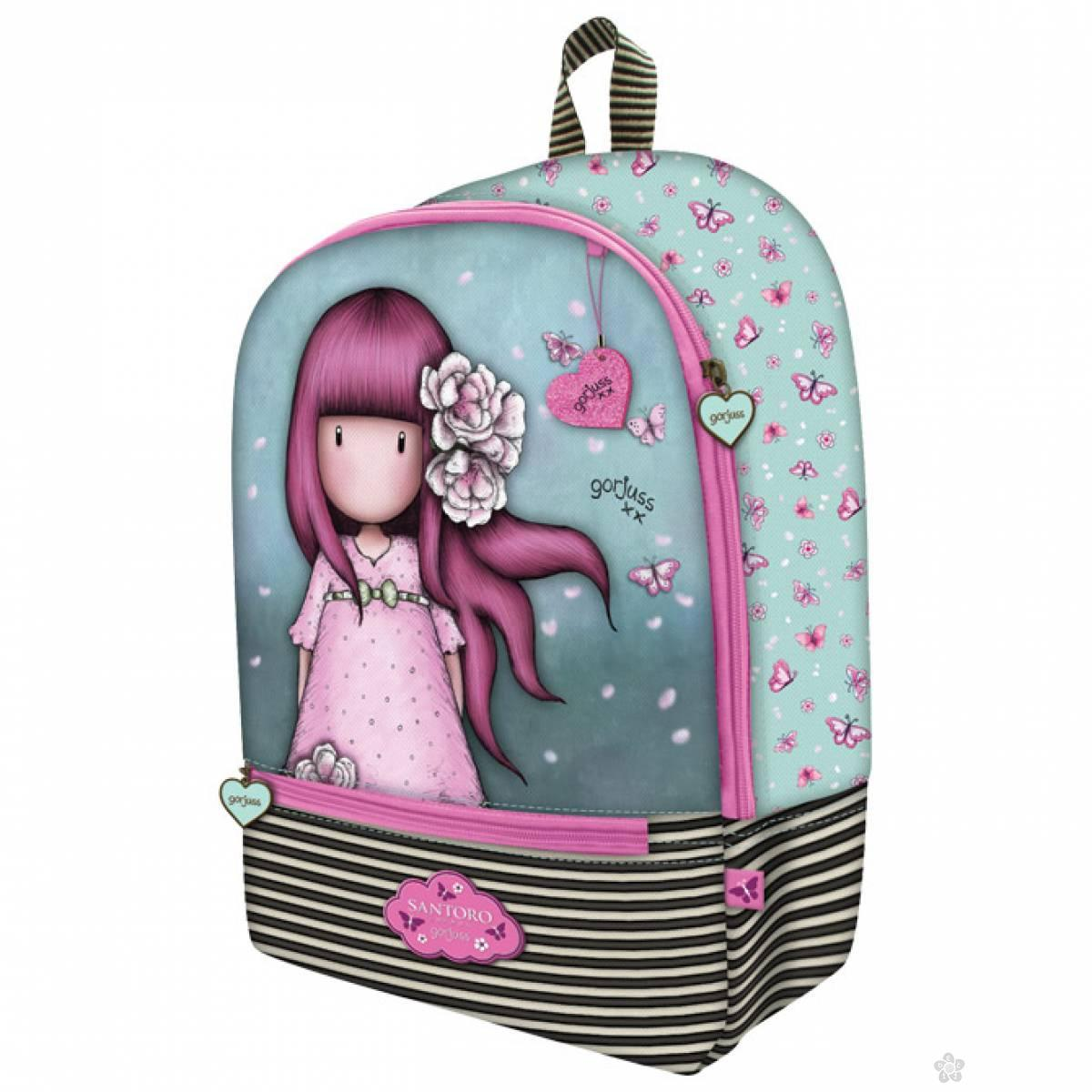 Ranac školski Cherry Blossom Gorjuss 1045GJ01