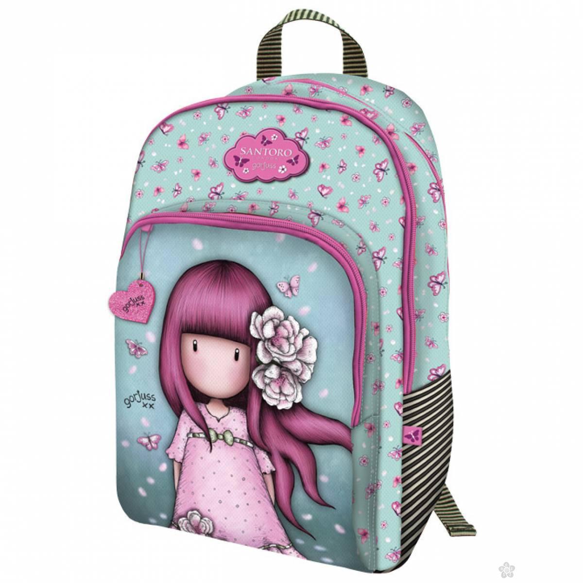 Ranac školski Cherry Blossom Gorjuss 802GJ09