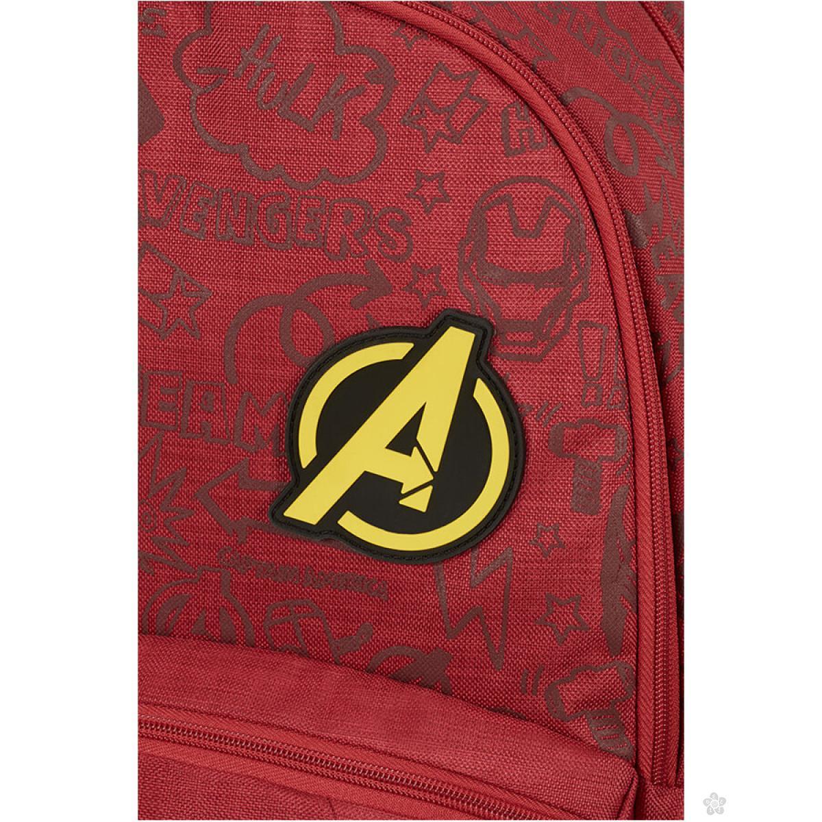 Samsonite ranac za školu Avengers Doodles 51C*20006