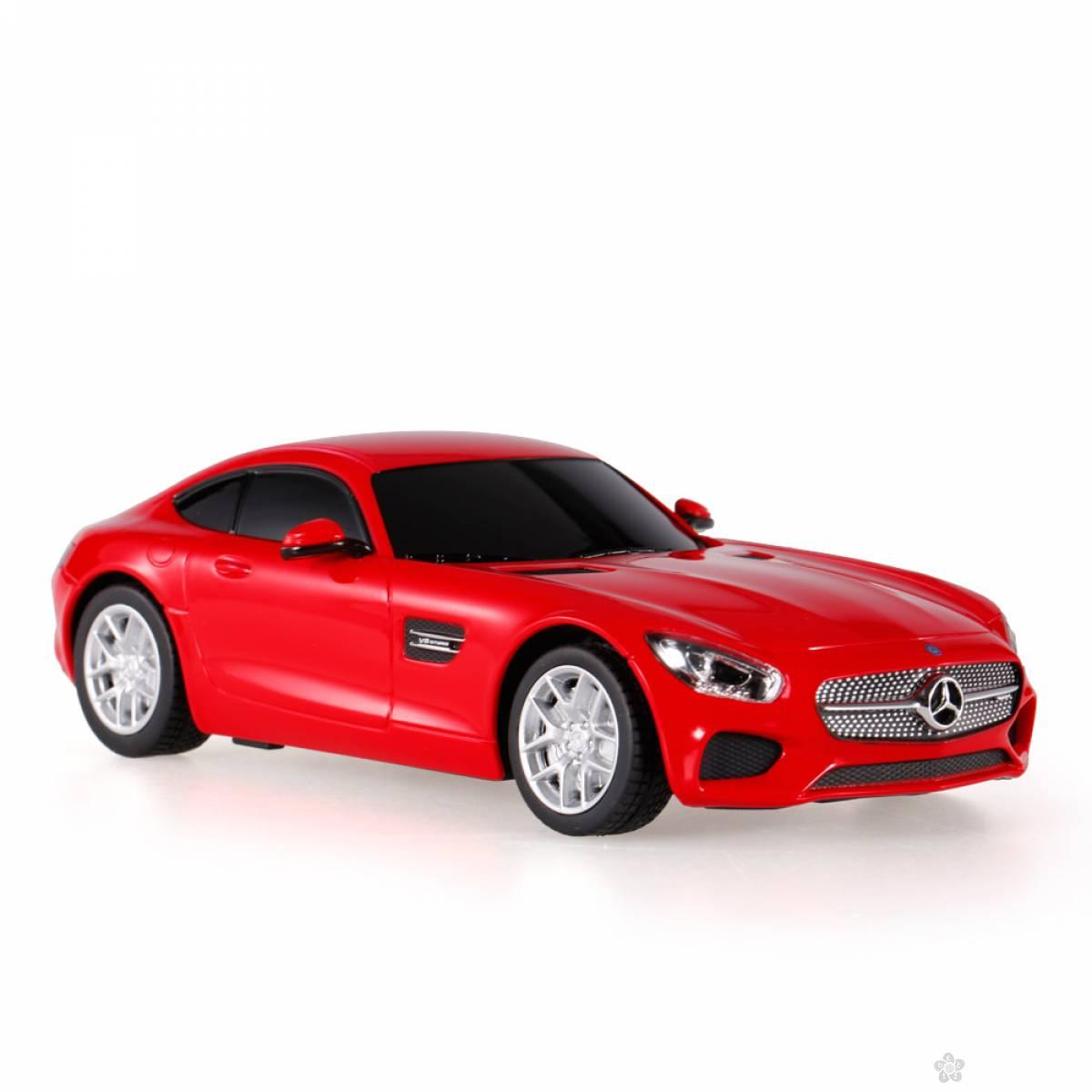Auto R/C 1:24 Mercedes-AMG GT 72100