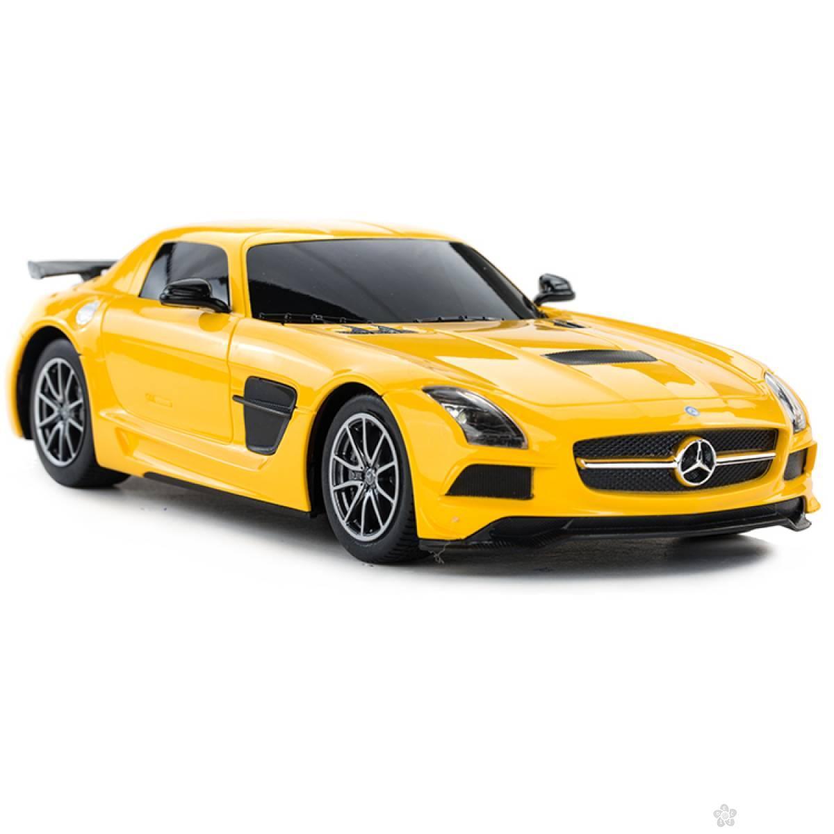 Auto R/C 1:18 Mercedes-Benz SLS AMG 54100