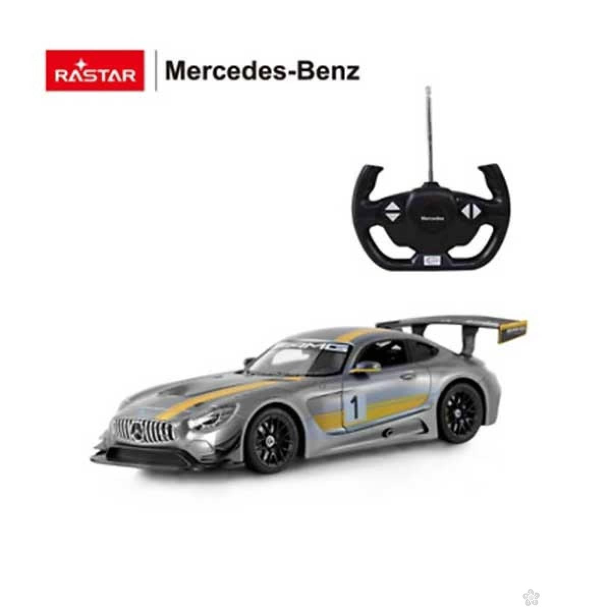 Auto R/C 1:14 Mercedes-AMG GT3 74100