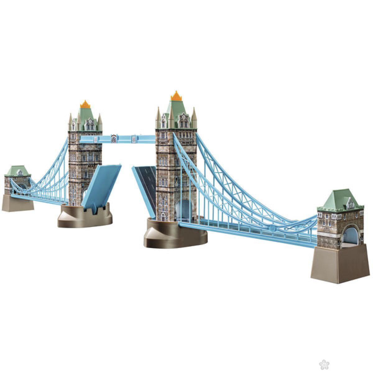 Ravensburger 3D puzzle Most RA12559