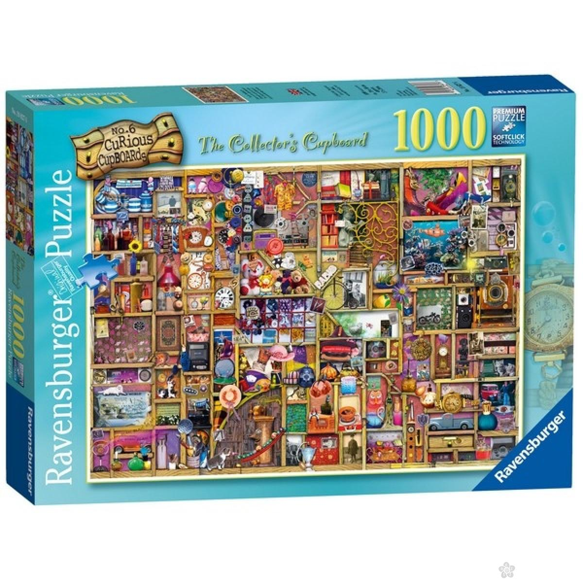 Ravensburger puzzle (slagalice) - Kolekcionar