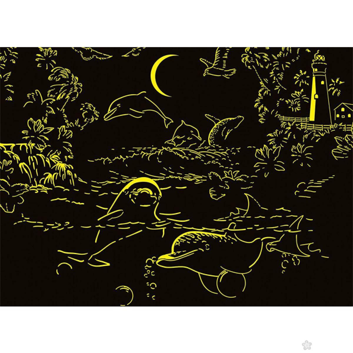 Ravensburger puzzla Magična mesečina RA15047