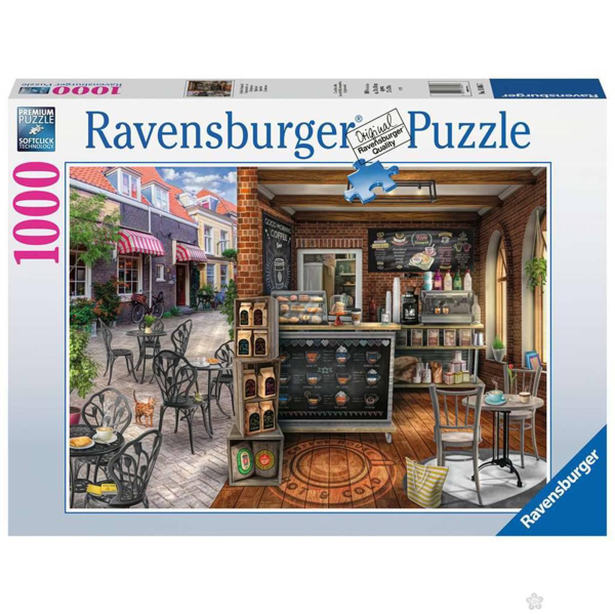 Ravensburger puzzla Neobičan kafić RA16805
