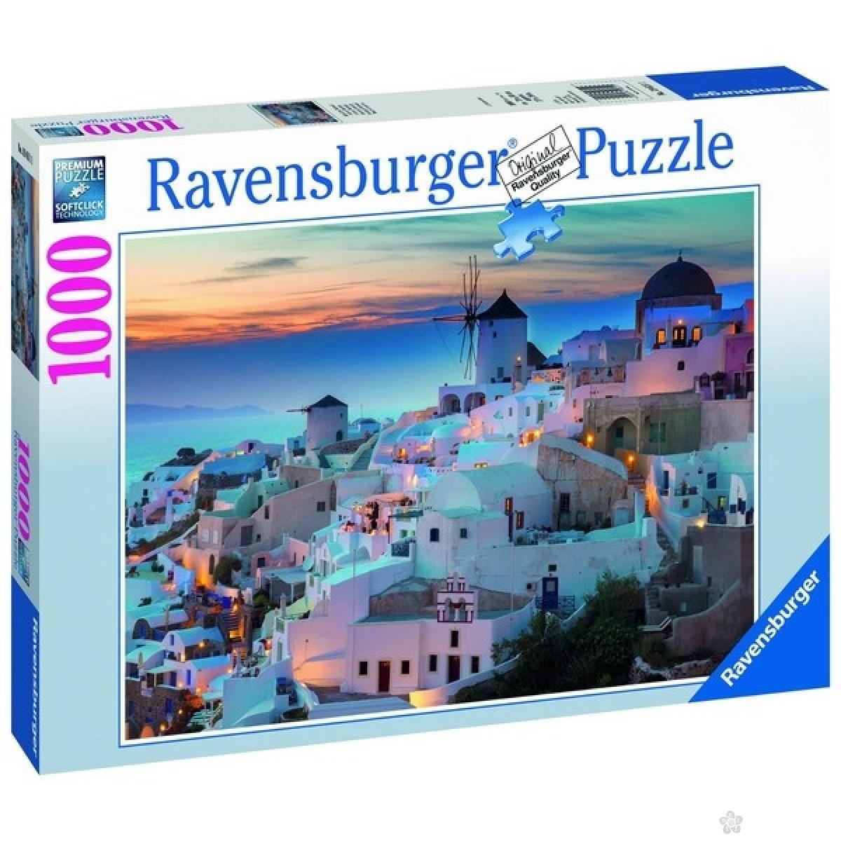 Ravensburger puzzle Santorini RA19611